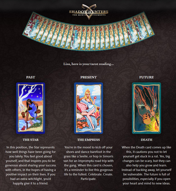 The Shadow Tarot