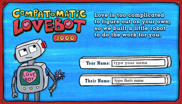 The Compatomatic Lovebot 3000